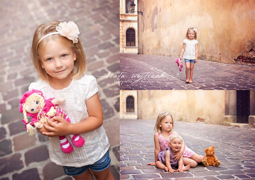 sesja dziecieca w plenerze Krakow, fotografia dziecieca
