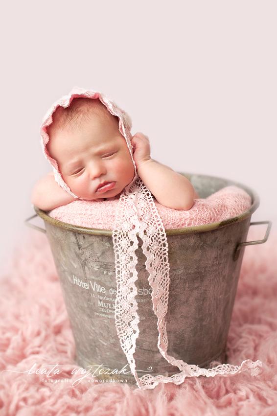 fotografia noworodkowa Myslenice