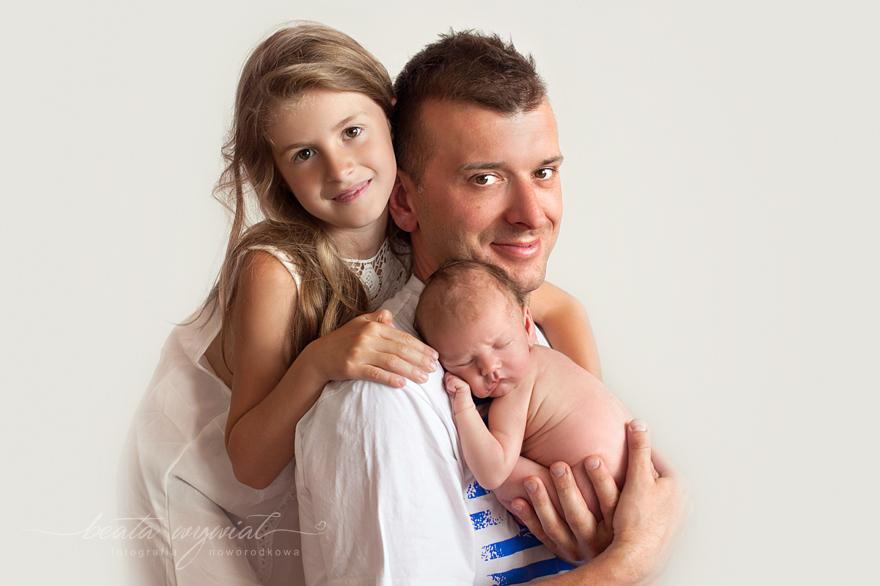 sesja noworodkowa Krakow, sesja rodzinna Krakow
