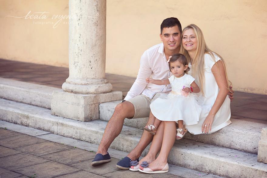 letnia rodzinna sesja plenerowa Krakow, sesja dziecieca w plenerze