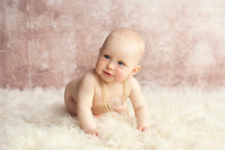 sesja niemowleca Krakow