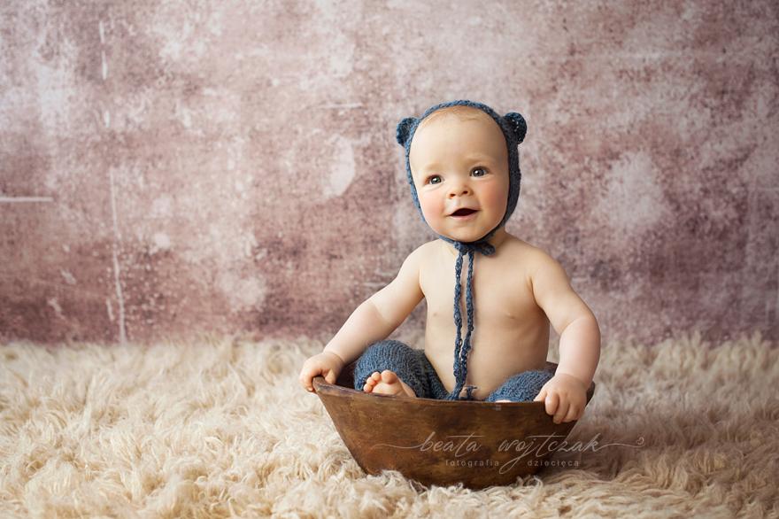 sesja niemowleca Krakow, fotografia dziecieca Krakow