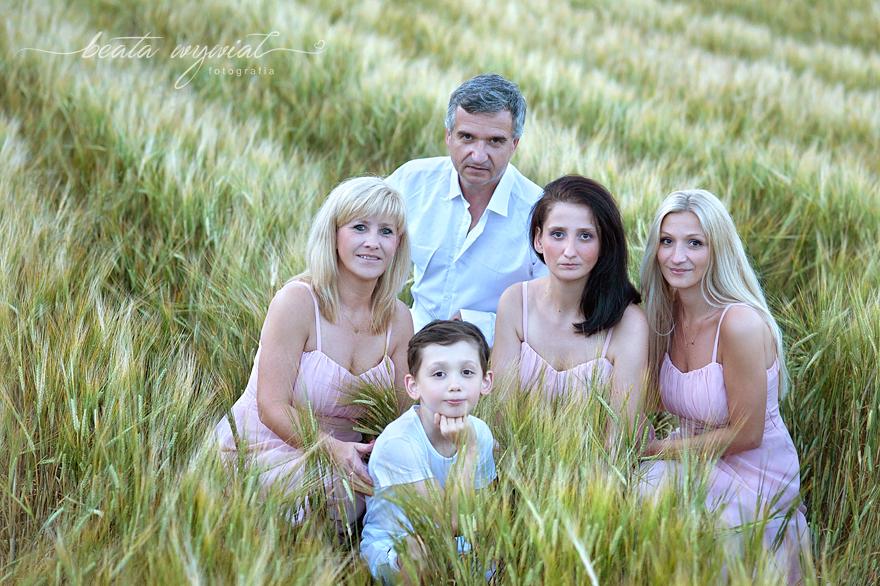 sesja mamy i corek Krakow, letni plener rodzinny Krakow